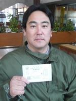 神奈川ダンプ支部杉本さん